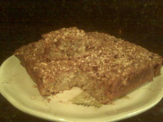 Banana-Nut Coffee Cake