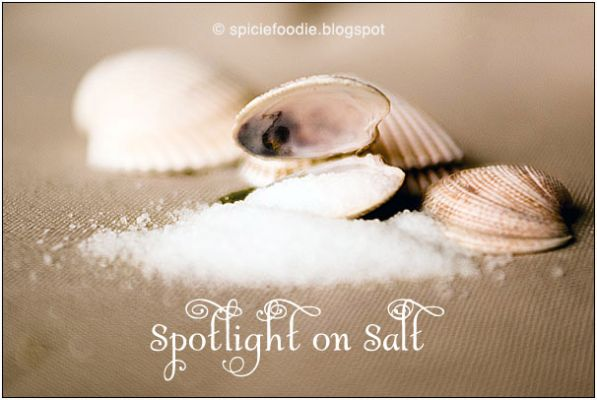 Spotlight on Salt