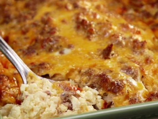 Sweet Biscuit Casserole Recipes