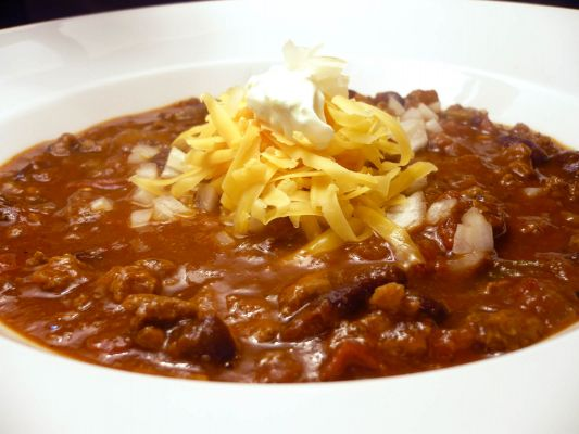 Uncle Smiley's Chili