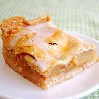 Apple Slice Bars
