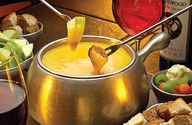 Melting Pot CopyCat Cheese Fondue
