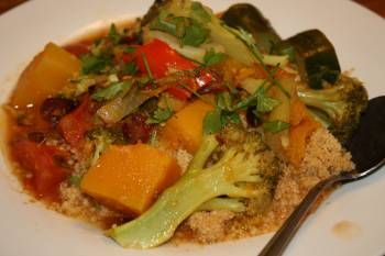 Gen's Vegetable Couscous