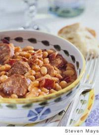 Portuguese Baked Beans