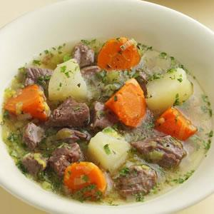 Traditional Irish Stew the Bailey
