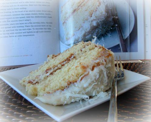 Ina Garten S Coconut Cake On Bakespace Com
