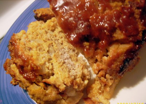 Yummy Turkey Meatloaf