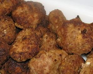 Kotlety (Russian Ground Beef Cutlets)