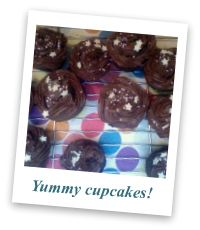 Quick and Easy Chocolate Cupcakes