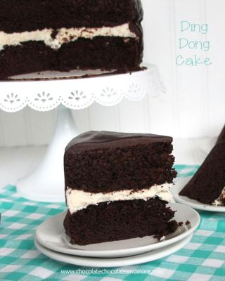 Ding Dong Cake