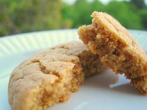 Smitten Million Dollar Peanut Butter Cookies