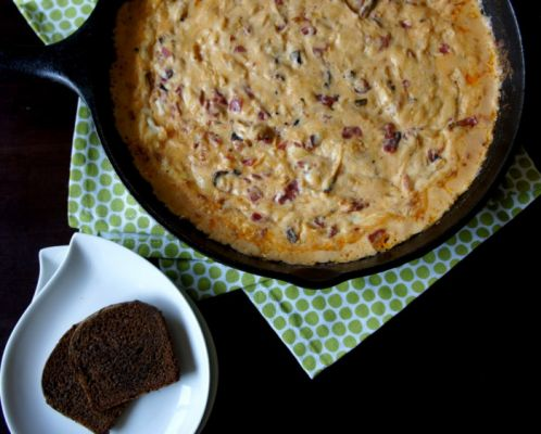 Hot Reuben Sandwich Party Dip