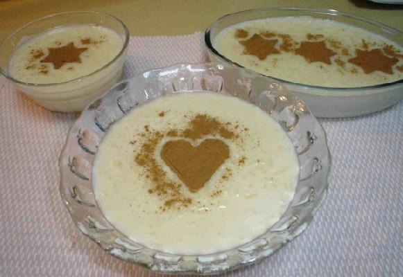 Arroz Con Leche - Cuban Rice Pudding