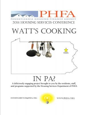 Watt's Cooking in PA?