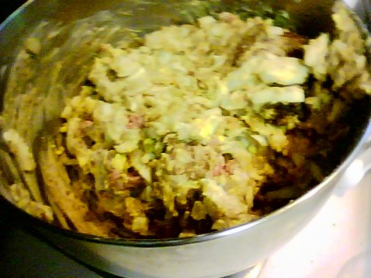 John's Meat Filling For The Pirog
