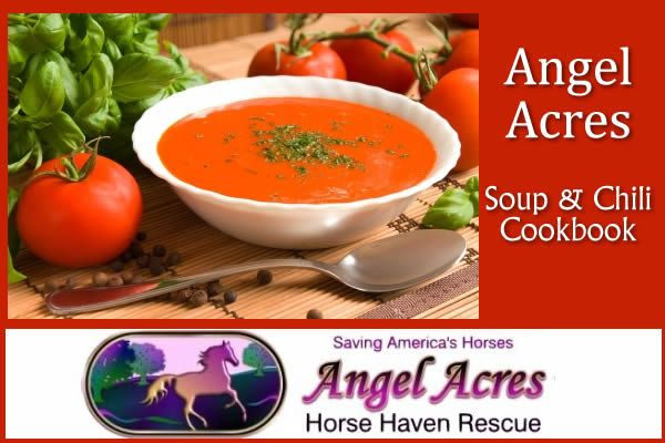 Angel Acres Soup & Chili Cookbook