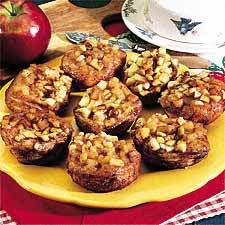 Easy Cinnamon -Apple Sticky Buns