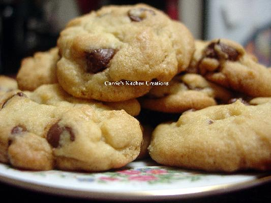 Carrie's Chocolate Chip Cookies