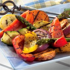 Mixed Vegetable Grill