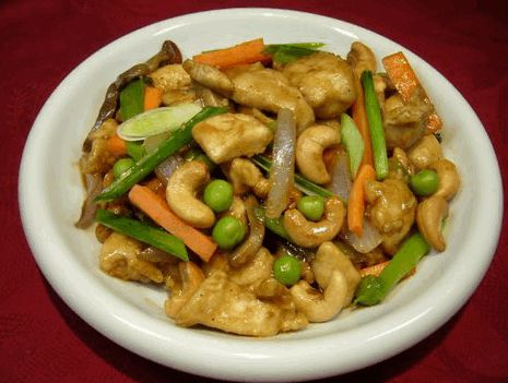 Cashew Chicken Sauce