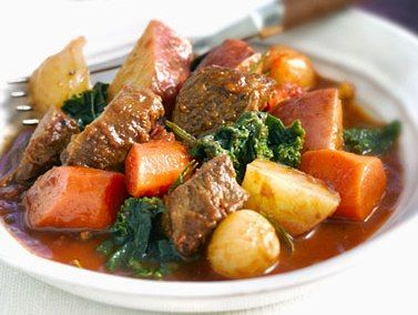 Slow Cooker Irish Lamb Stew