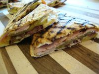 Cubano Quesadillas