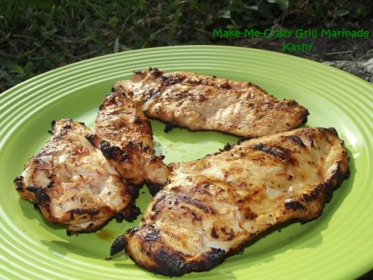 Make-Me-Crazy Grill Marinade