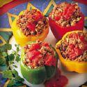 Taco Filled Peppers