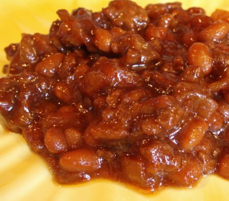 Grandmothers Baked Beans