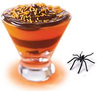 Spooky Spider Cups