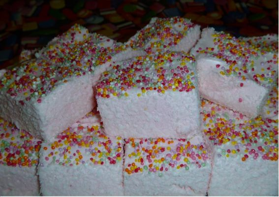 Simple marshmallows