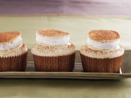 Betty Crocker White Hot Chocolate Cupcakes