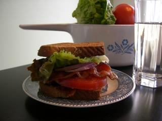 World's Best BLT