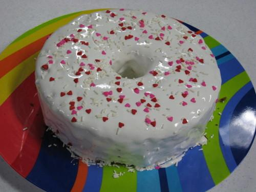 You'll Love It Angelfood Cake