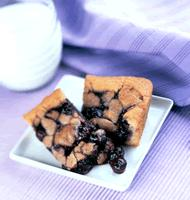 RICH BLUEBERRY BARS
