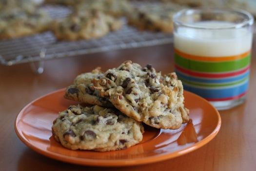 Chocolate Chip, Toasted Pecan, Coconut Cookie