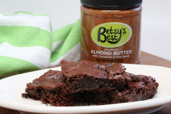 Best Almond Butter Brownies Recipe