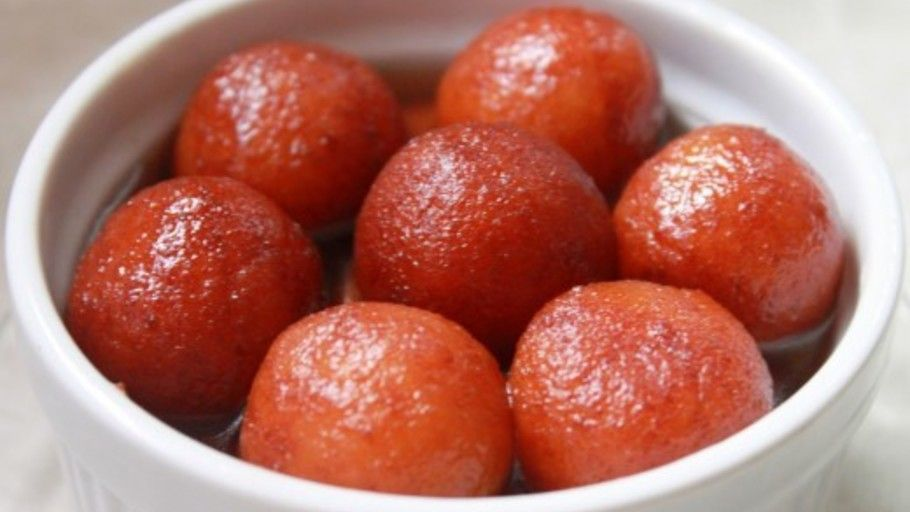 Gulab Jamun Ingredients