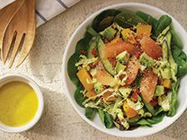 Florida Grapefruit Superfood Salad