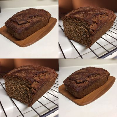 Wholesome Banana Bread