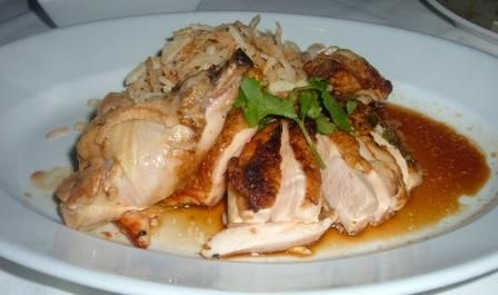 Drunken Chicken