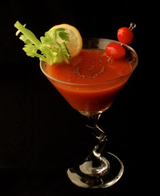 Bloody Hot Mary
