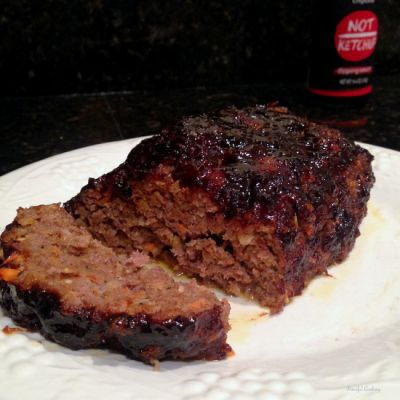 Cherry Chipotle Meatloaf