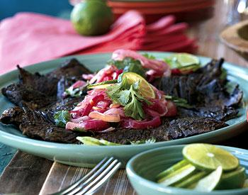 Cuban Skirt Steak