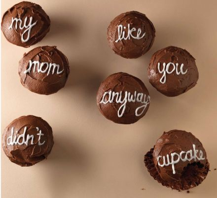 My Mom Didn't Like You Anyway, Cupcake