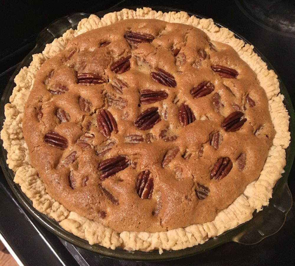 The Best Pecan Pie Ever