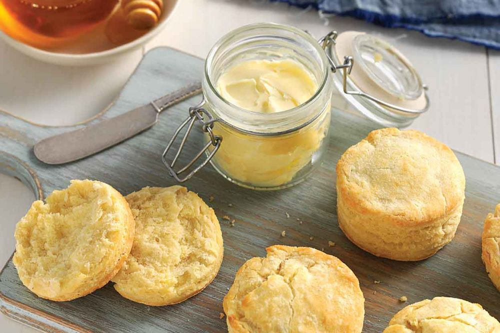 Gluten Free French Bread And Biscuit Recepie