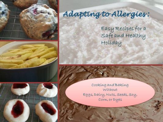 Adapting to Allergies: Easy Recipes for a Safe and Healthy Holiday