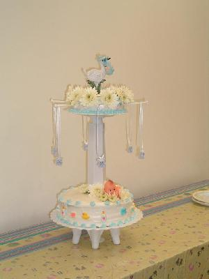 Baby Shower Cake II