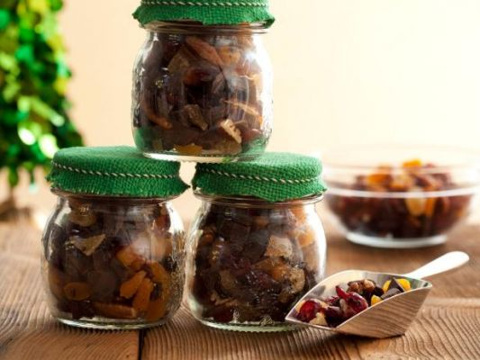 Dark Chocolate and Ginger trail Mix